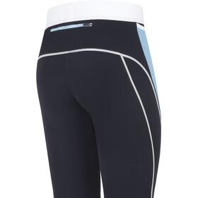 La Sportiva Pirr Broek Dames, black/pacific blue